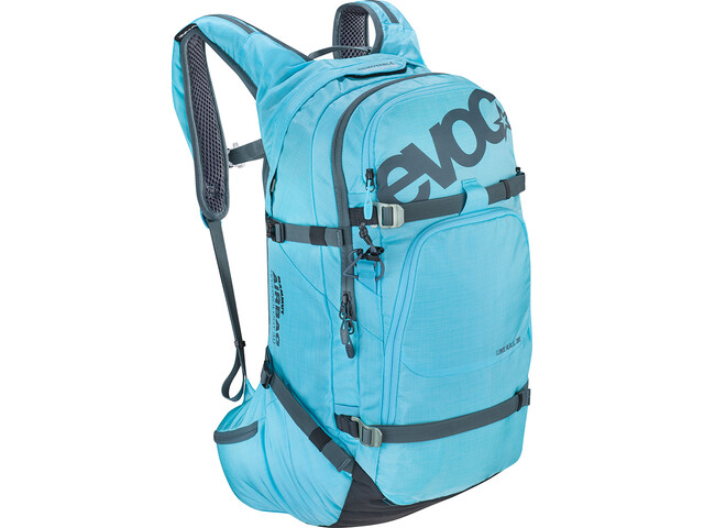 EVOC Line R.A.S. Rugzak 30l, heather neon blue
